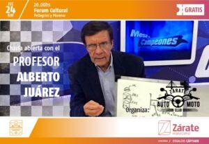 Charla Profesor Juarez WEB