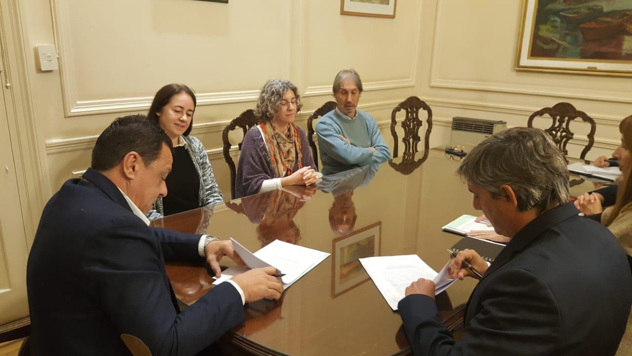 Municipio y sociedad de arquitectos de z rate se ponen de acuerdo para trabajar en la puesta en - Sociedad de arquitectos ...