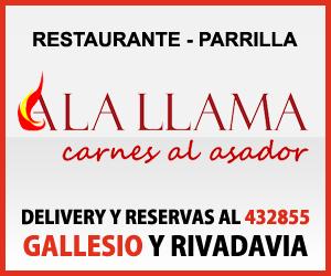 La Llama Restaurante - Parrila